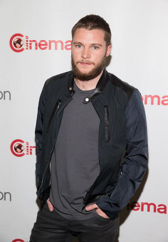 Jack Reynor at CinemaCon 2014 at The Colosseum of Caesars Palace in Las Vegas
