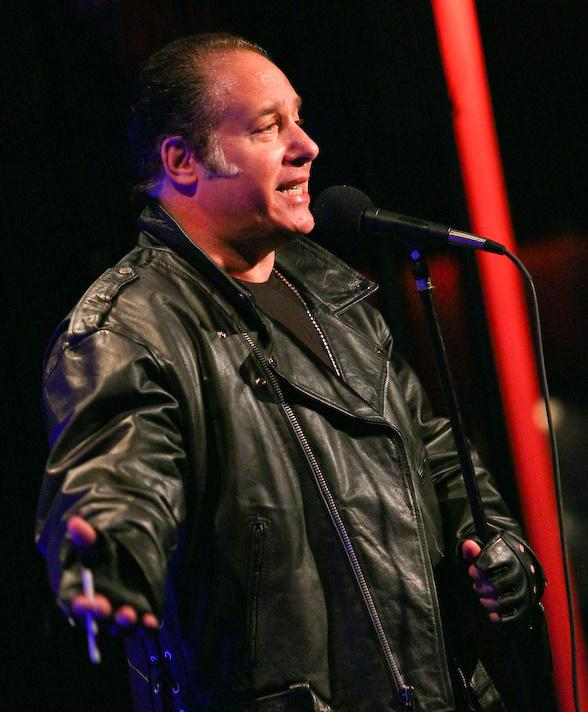 Andrew Dice Clay performs at Sugarcane Live!