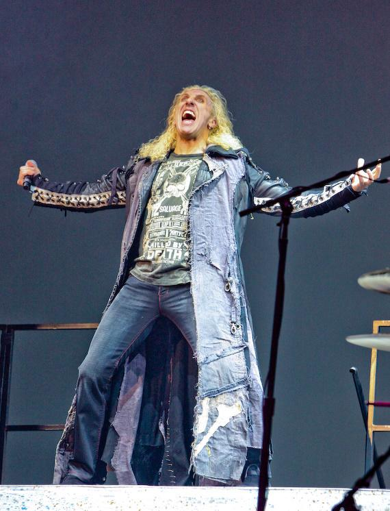 Dee Snider in Monster Circus at Las Vegas Hilton