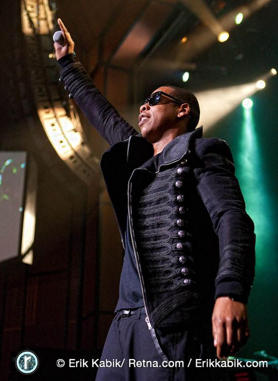 Jay-Z Performs at The Pearl Concert Theater