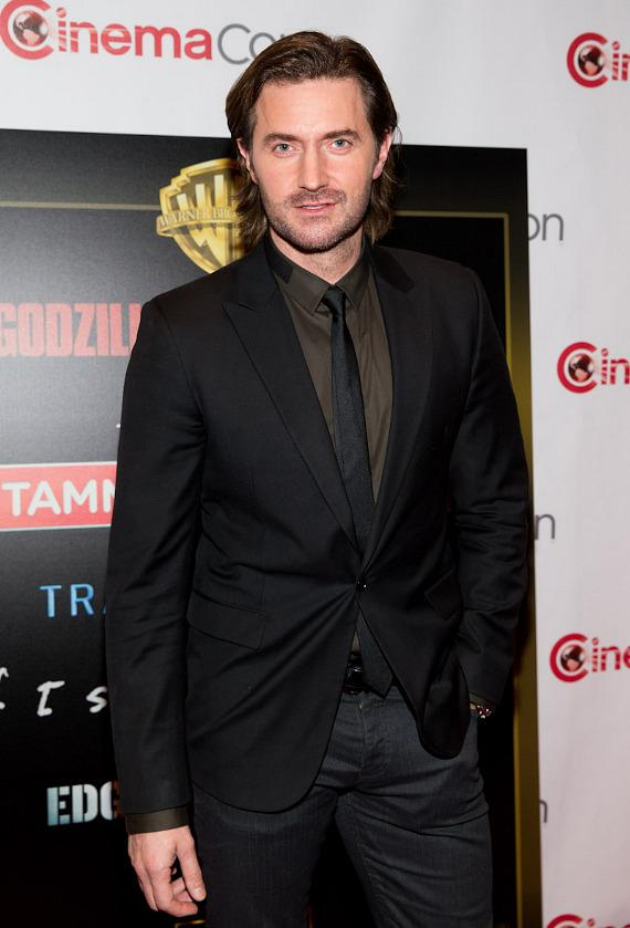 Richard Armitage at CinemaCon 2014