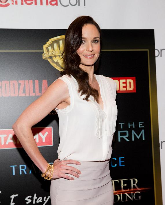 Sarah Wayne Callies at CinemaCon 2014
