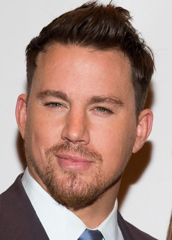 Channing Tatum at CinemaCon 2014