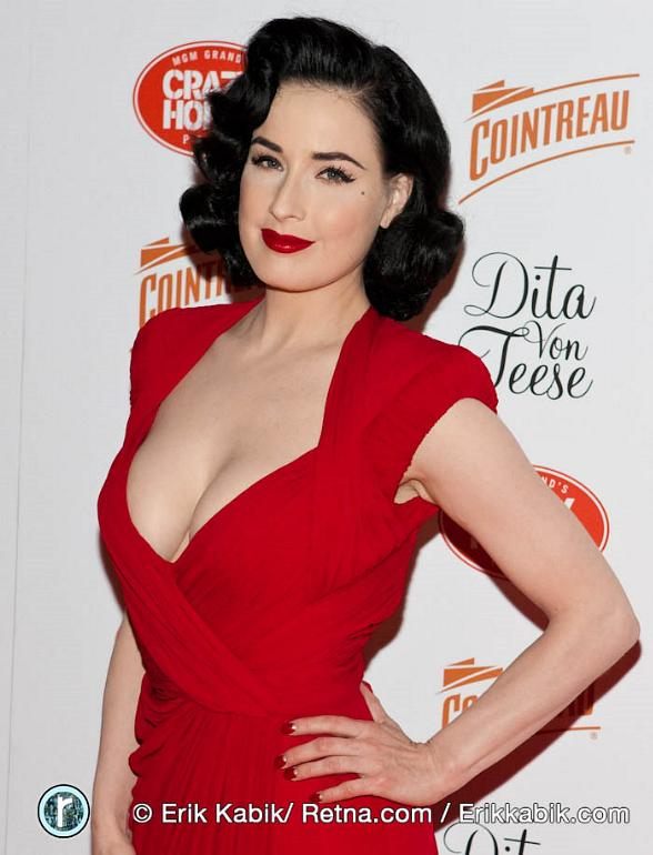 Burlesque Queen Dita Von Teese Returns to MGM Grand's Crazy Horse Paris