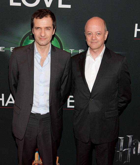 David Heyman and David Barron