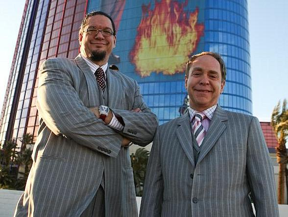 Complimentary Tickets Available to Rio All-Suite Hotel & Casino Headliners Penn & Teller's New Television Show