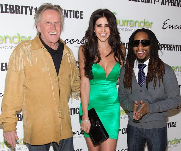 Gary Busey, Hope Dworaczyk and Lil Jon