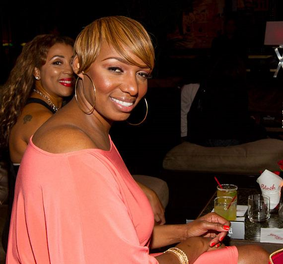 NeNe Leakes at The Celebrity Apprentice Viewing Party at Blush