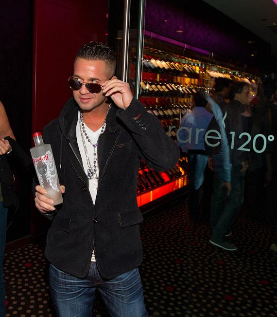 Mike 'The Situation' Sorrentino at Rare 120