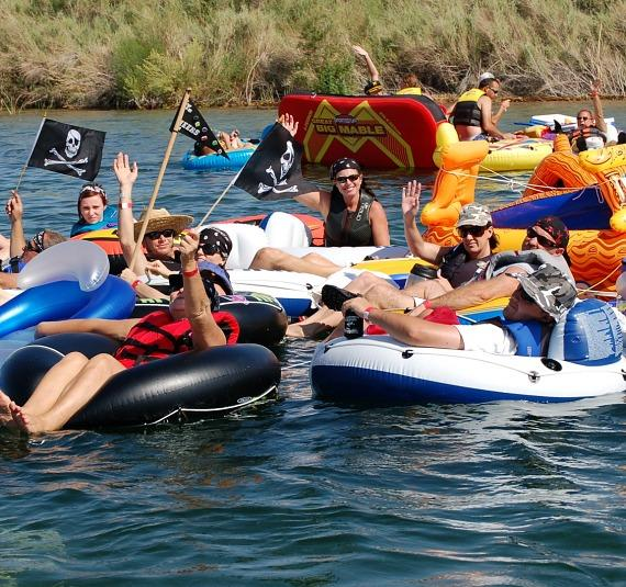 River Regatta Sets Sail with Pirates of the Colorado August 13