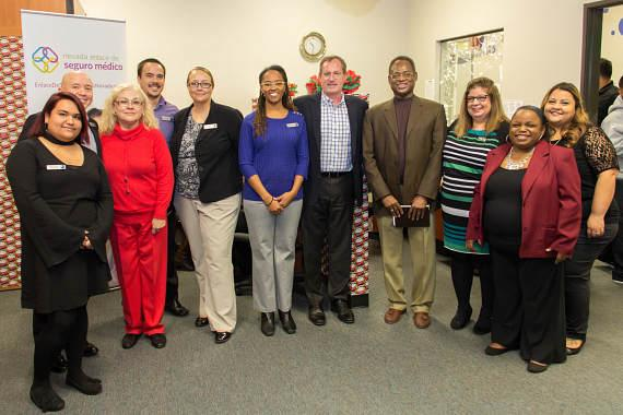 Home for the Holidays at Goodwill's Career Connections Centers