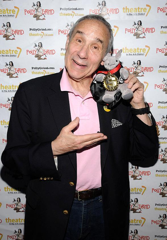 Lloyd Kaufman attends the Las Vegas premiere screening of Father