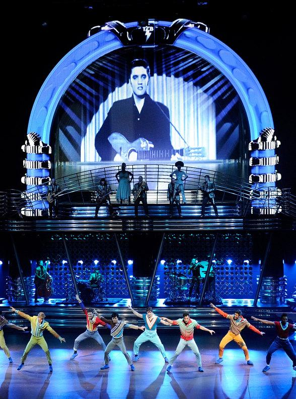 Cirque du Soleil Unveils Viva ELVIS at ARIA Resort & Casino at CityCenter