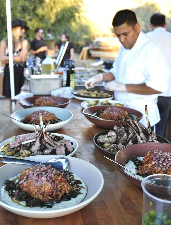 B&B Ristorante Partners with Quail Hollow Farm and Good Family Farm for Farm-to-Table Dinner May 2