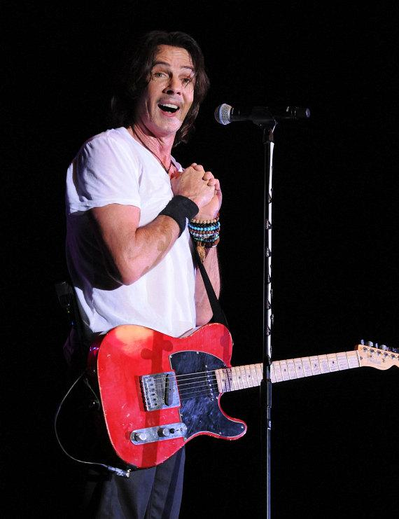 Rick Springfield performs at the Eastside Cannery Event Center