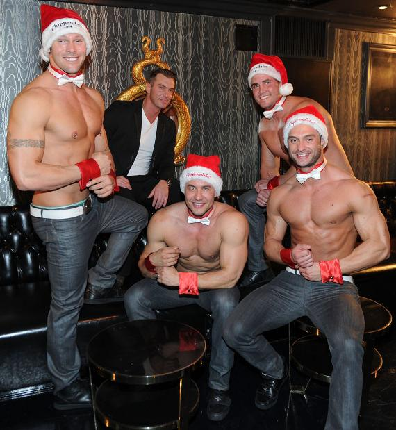 Chippendales with Artistic Director/Choreographer, John Cook