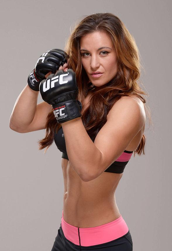 UFC Fighters Forrest Griffin and Miesha Tate to Host Self Defense Class at The Center on July 1