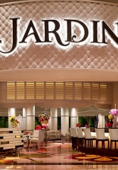 4 Quarters of Appetizing Big Game Action at Jardin at Wynn Las Vegas Feb. 7