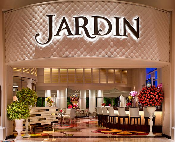 4 quarters of appetizing big game action at jardin at wynn