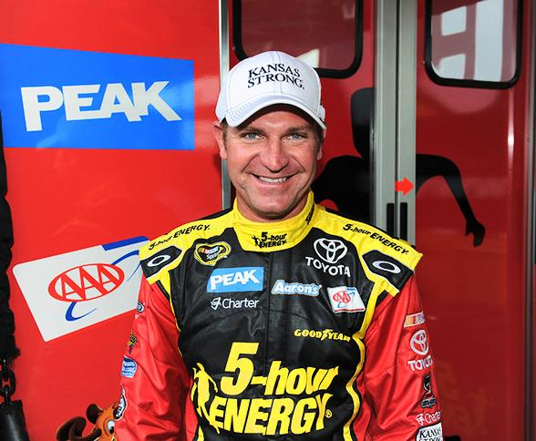 Sprint Cup Series driver Clint Bowyer to appear at Speedway Children's Charities NASCAR Driver & Memorabilia Auction March 6 at Sam's Town Live!