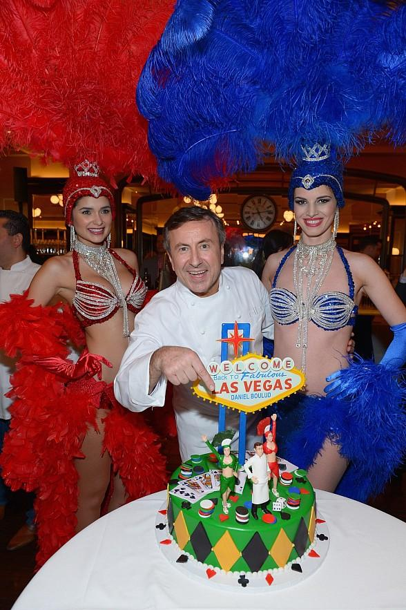 Chef Daniel Boulud Celebrates Grand Opening of db Brasserie inside The Venetian Las Vegas