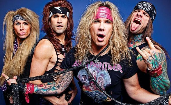House of Blues Las Vegas Welcomes Steel Panther August 11, 18, 25 & September 1, 2017