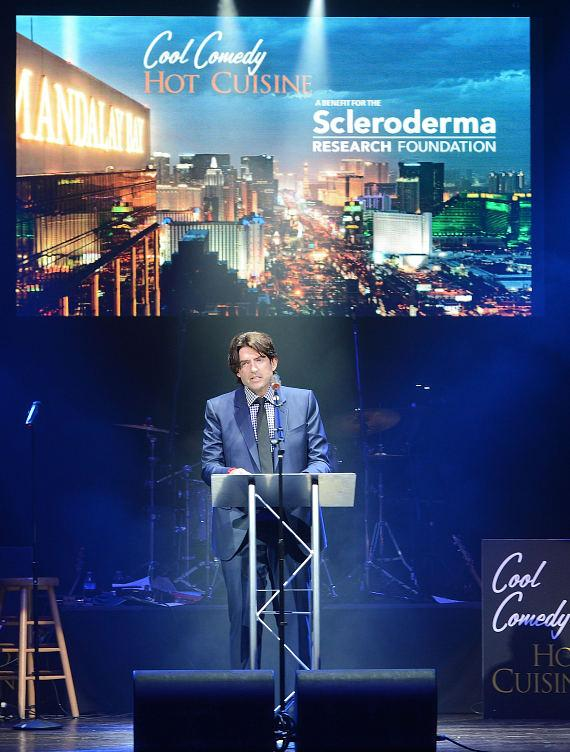 Saville Kellner hosts the Scleroderma research fund raiser to help find a cure for Scleroderma at House of Blues Las Vegas on June 5, 2014 in Las Vegas