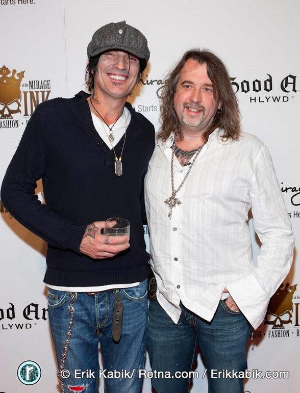 Tommy Lee and Mario Barth