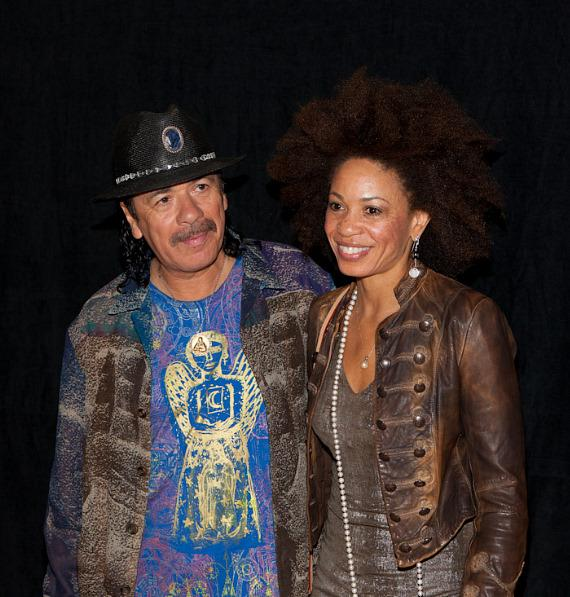 Hard Rock Hotel & Casino Dedicates Memorabilia Case to Carlos Santana