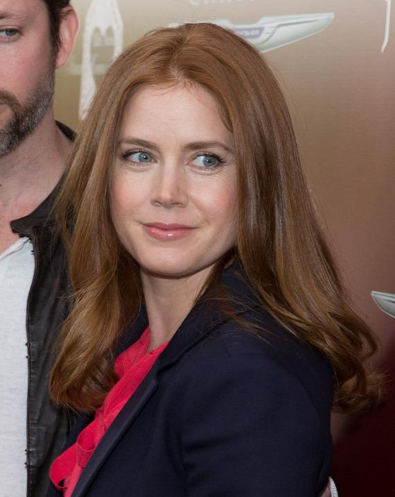 Amy Adams at John Varvatos 11th Annual Stuart House Benefit