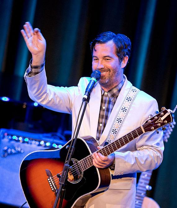 Duncan Sheik performs at The Smith Center in Las Vegas