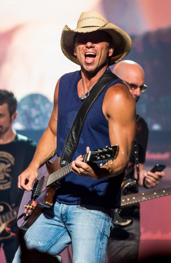 Kenny Chesney Performs at The Joint in Hard Rock Las Vegas