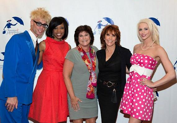 Murray SawChuck, Deborah Tillman, Lexy Lionel, Sue Shifrien-Cassidy and Chloe Crawford