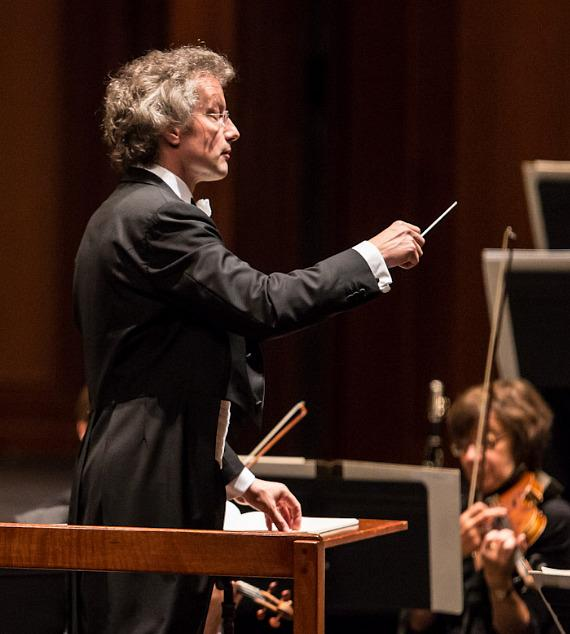 Conductor Franz Welser-Möst and The Cleveland Orchestra