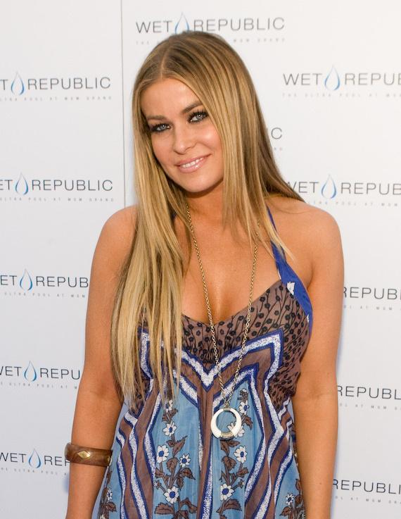 Carmen Electra at WET REPUBLIC