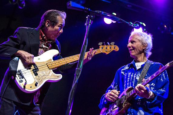 Phil Chen and Robby Krieger