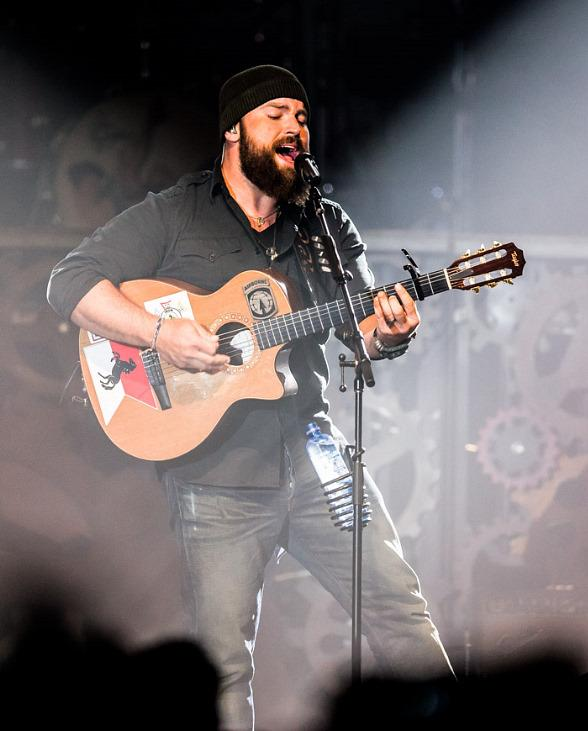 Grammy Award-Winning Zac Brown Band Performs at The Chelsea at The Cosmopolitan of Las Vegas