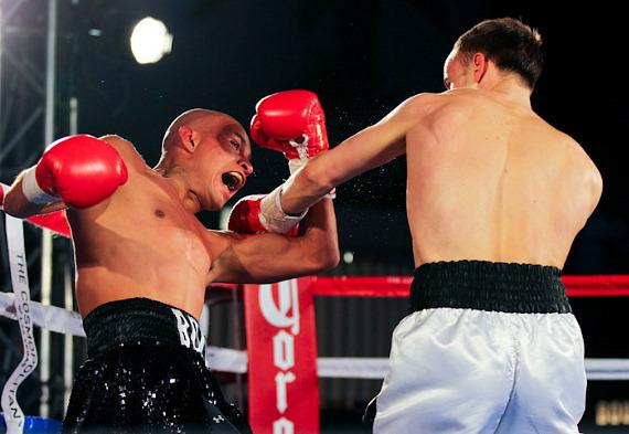 More Fight Night boxing action at The Cosmopolitan of Las Vegas