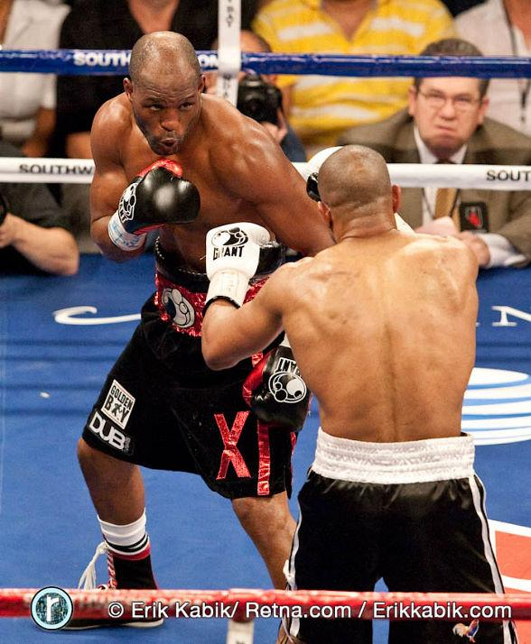 Photo gallery: Bernard Hopkins vs. Roy Jones Jr.
