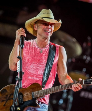 Country Music Star Kenny Chesney performs at The Joint at Hard Rock Hotel Las Vegas