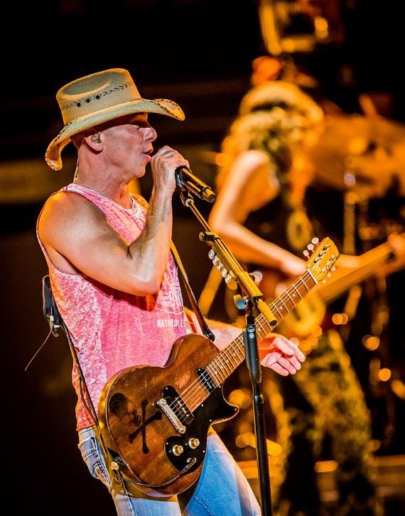 Kenny Chesney performs at The Joint at Hard Rock Hotel Las Vegas