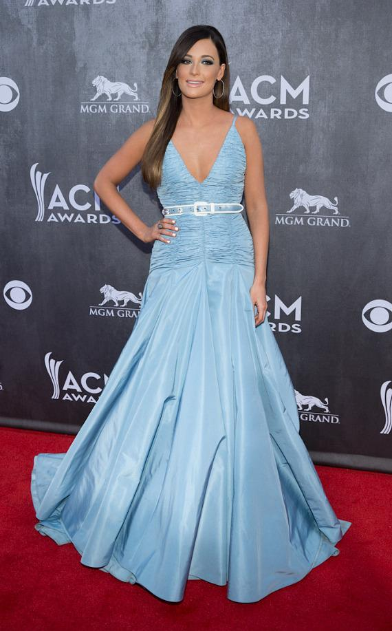 Kasey Musgraves at 49th ACM Awards in Las Vegas