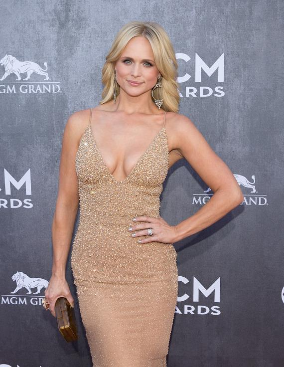 Miranda Lambert at 49th ACM Awards in Las Vegas