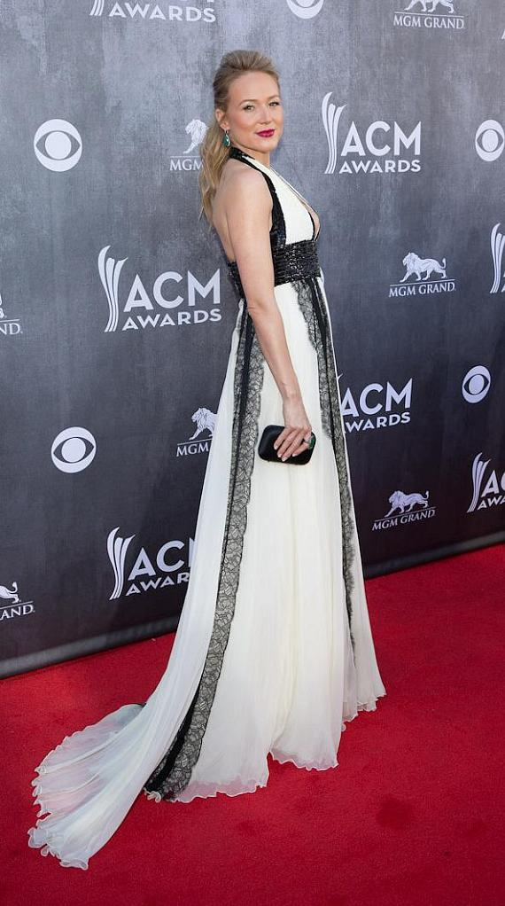 Singer Jewel at 49th ACM Awards in Las Vegas