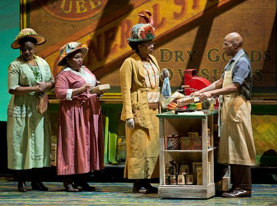 The color purple - national tour soulofamerica play review