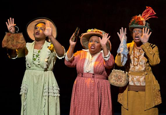 The Color Purple musical at The Smith Center for Performing Arts