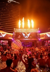 XS Nightclub Celebrates the Return of its Famed Sunday NightSwim with Grand Opening Event featuring DJ/Producer Alesso