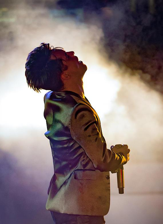 """Panic! At The Disco perform at X107.5's """"Our Big Concert"""" at The Cosmopolitan of Las Vegas"""