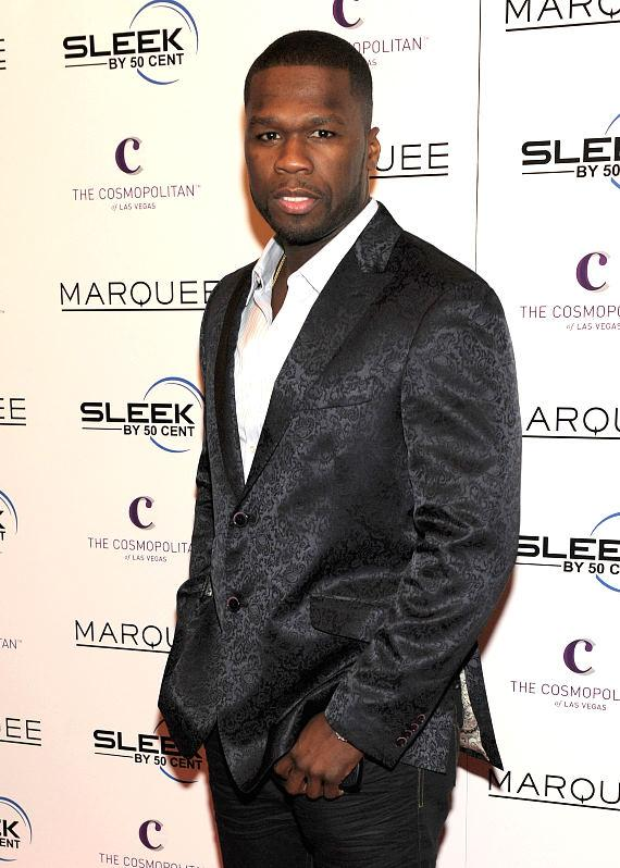 50 Cent at Marquee Nightclub Las Vegas