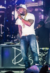 """50 Cent Celebrates 41st Birthday and Season Three Premier of """"POWER"""" with an Unforgettable Drai's LIVE Performance at Drai's Nightclub"""